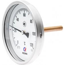 Поверка термометров биметаллических