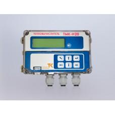 Поверка тепловычислителя ТМК-Н20(30) с автономным питанием